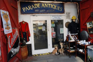 Parade Antiques Collectables Curios Museum 27 New Street Barbican Plymouth