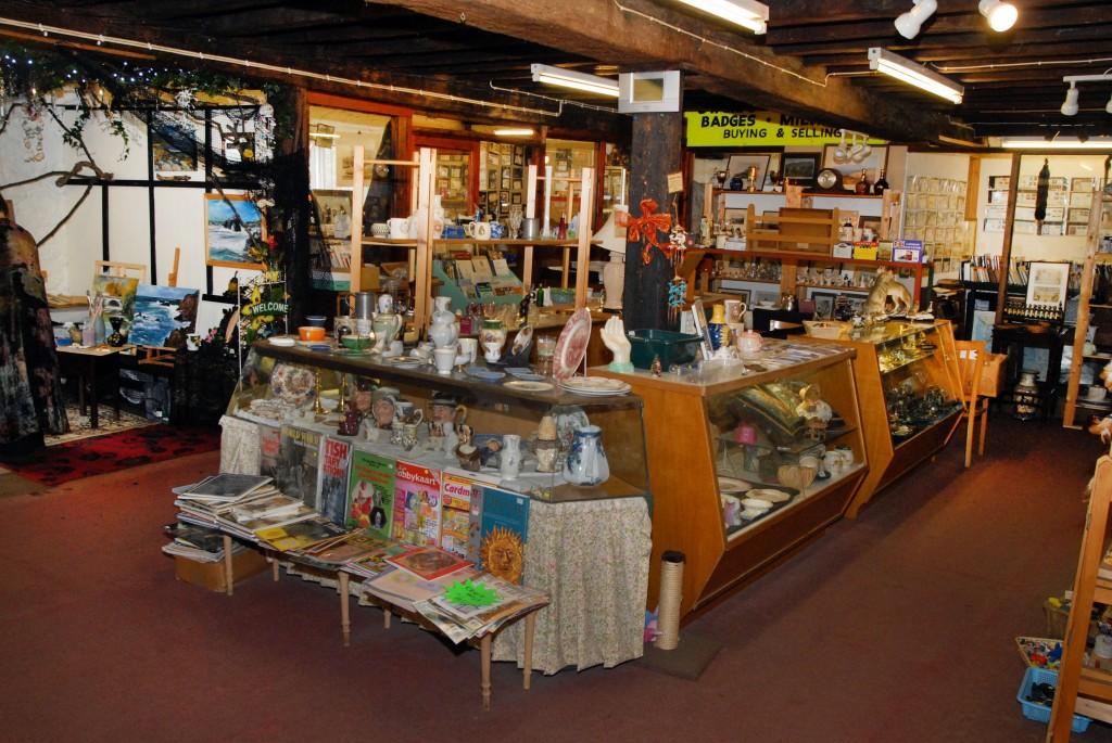 Craft Shop Plymouth Barbican