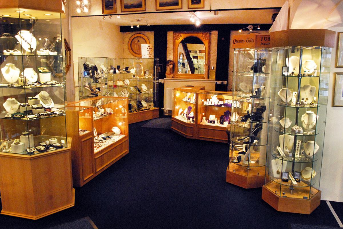 Jewellery Showroom Interior | Joy Studio Design Gallery - Best Design