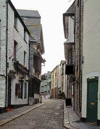 Barbican new street plymouth