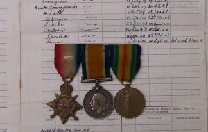 Militaria Collectables Medals